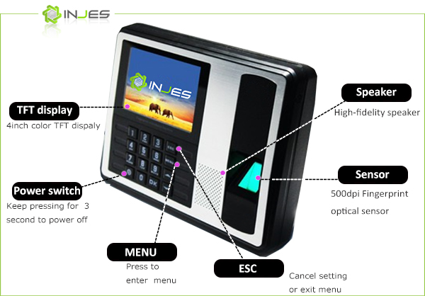 how to create biometric attendance system