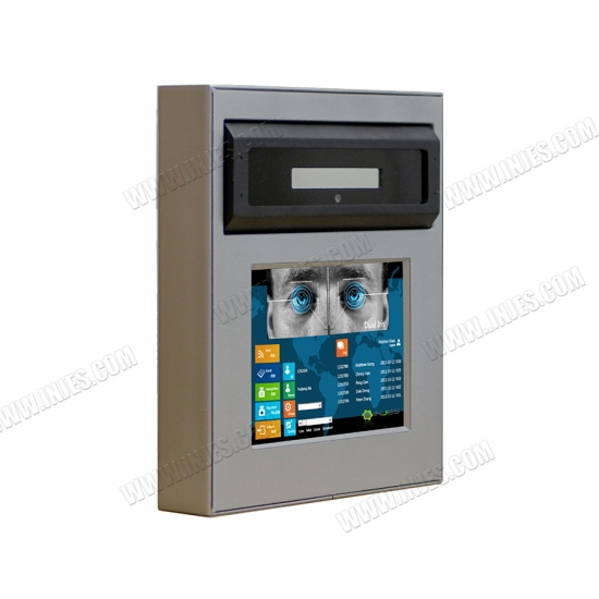 Wifi Touch Screen Iris Recognition Access Control System